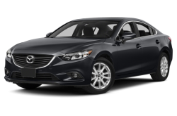 New 2015 Mazda Mazda6 Exterior