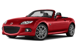 New 2015 Mazda MX-5 Miata