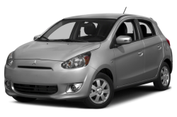 New 2015 Mitsubishi Mirage