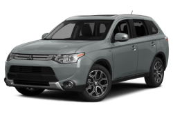 New 2015 Mitsubishi Outlander