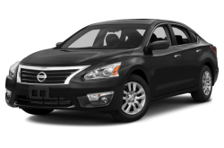 New 2015 Nissan Altima