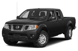 New 2015 Nissan Frontier Exterior