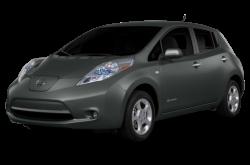 New 2015 Nissan LEAF
