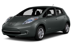 New 2015 Nissan LEAF Exterior