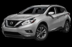 New 2015 Nissan Murano