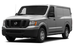 New 2015 Nissan NV Cargo NV1500
