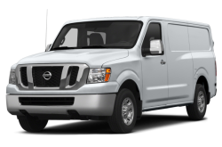New 2015 Nissan NV Cargo NV2500 HD