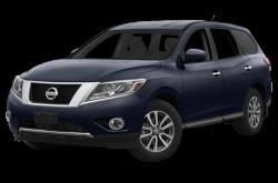 New 2015 Nissan Pathfinder