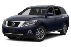 New 2015 Nissan Pathfinder