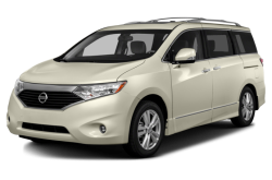 New 2015 Nissan Quest Exterior