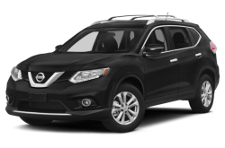 New 2015 Nissan Rogue