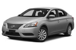 New 2015 Nissan Sentra Exterior