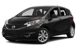 New 2015 Nissan Versa Note