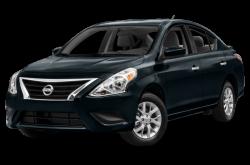 New 2015 Nissan Versa Exterior