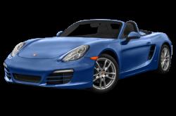 New 2015 Porsche Boxster