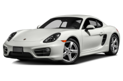 New 2015 Porsche Cayman