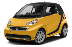 New 2015 smart fortwo electric drive