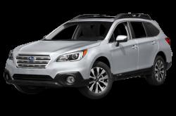 New 2015 Subaru Outback Exterior