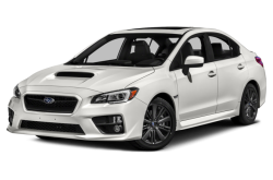 New 2015 Subaru WRX