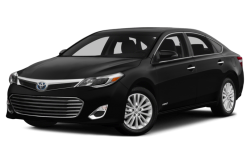 New 2015 Toyota Avalon Hybrid