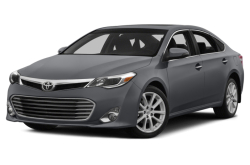 New 2015 Toyota Avalon