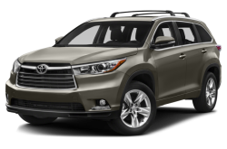New 2015 Toyota Highlander Exterior