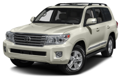 New 2015 Toyota Land Cruiser