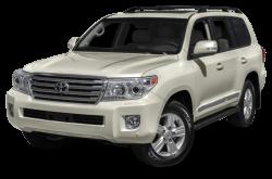 New 2015 Toyota Land Cruiser