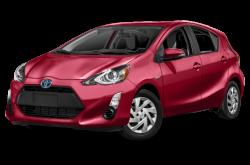 New 2015 Toyota Prius c
