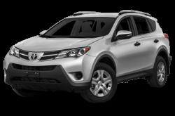 New 2015 Toyota RAV4