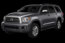 New 2015 Toyota Sequoia