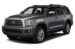 New 2015 Toyota Sequoia Exterior