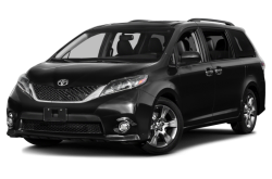 New 2015 Toyota Sienna