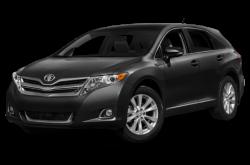 New 2015 Toyota Venza Exterior