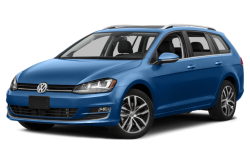 New 2015 Volkswagen Golf SportWagen