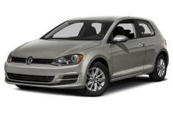 New 2015 Volkswagen Golf Exterior