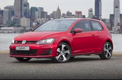 New 2015 Volkswagen GTI Exterior
