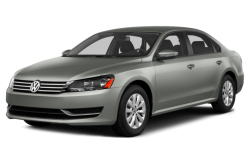 New 2015 Volkswagen Passat Exterior