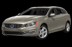 New 2015 Volvo V60 Exterior