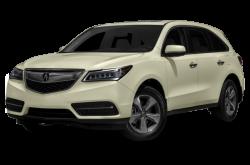 New 2016 Acura MDX