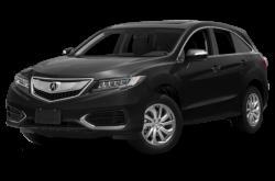New 2016 Acura RDX