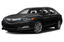 New 2016 Acura RLX
