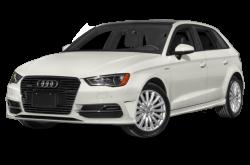 New 2016 Audi A3 e-tron