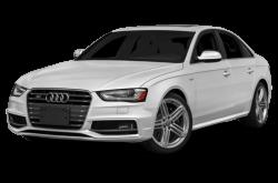 New 2016 Audi S4 Exterior