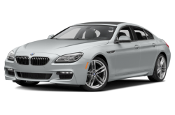 New 2016 BMW 640 Gran Coupe