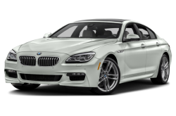 New 2016 BMW 650 Gran Coupe