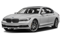 New 2016 BMW 740