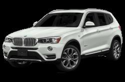New 2016 BMW X3