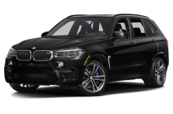 New 2016 BMW X5 M