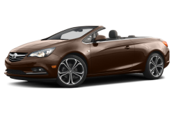 New 2016 Buick Cascada